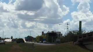 Shooting on Interstate 10 West at Chef Menteur Highway