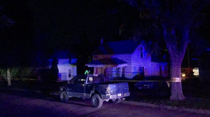 Officer involved shooting in Montrose