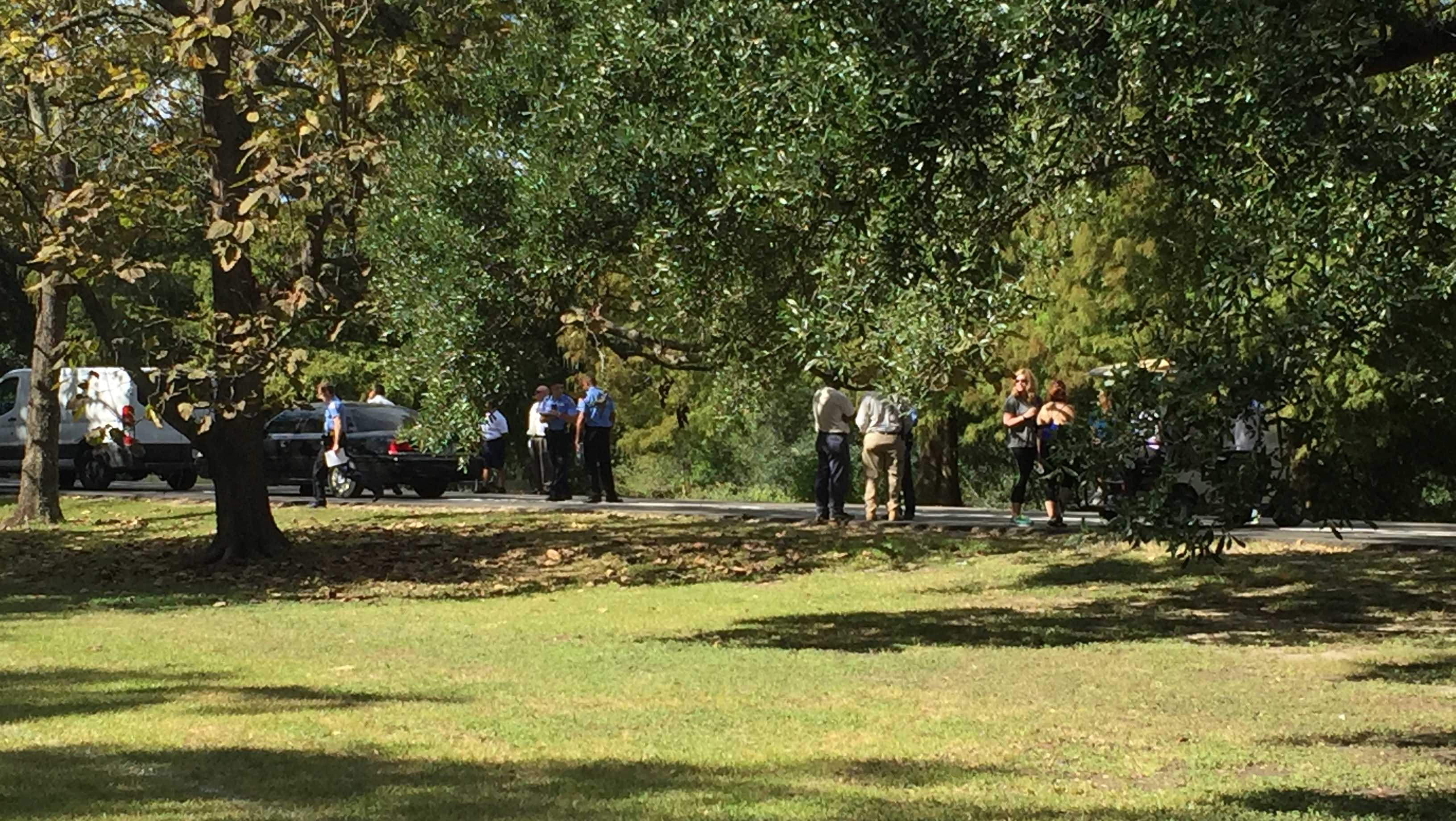 NOPD investigates body found in Audubon Park