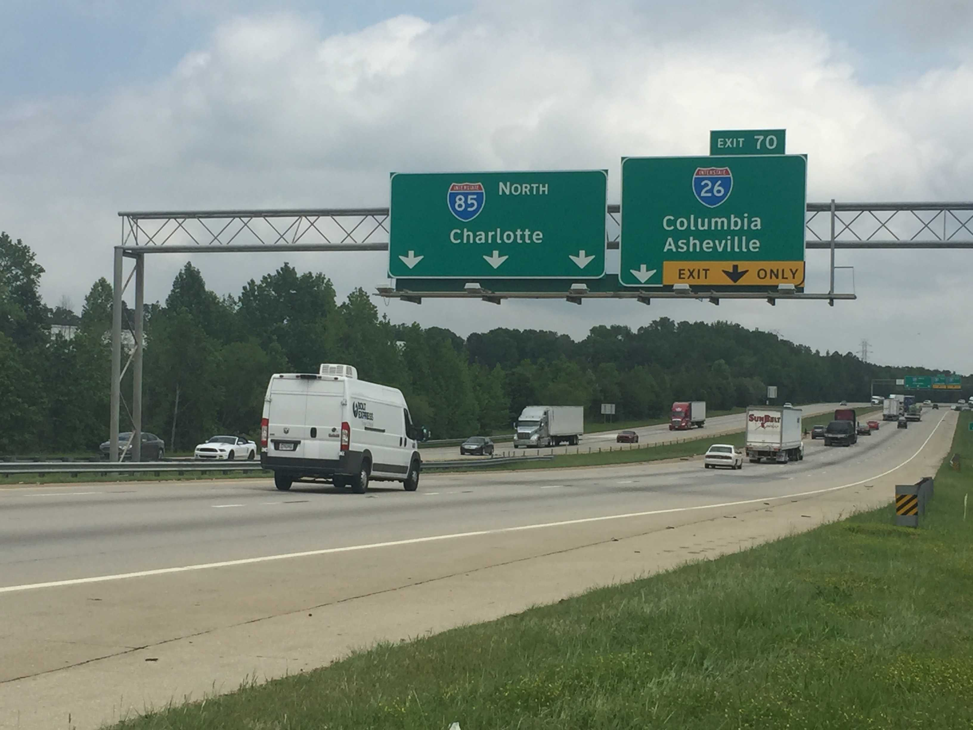 Charlotte road construction projects - Construction On I 85 Will Cause Long Term Traffic Delays Beginning This Weekend