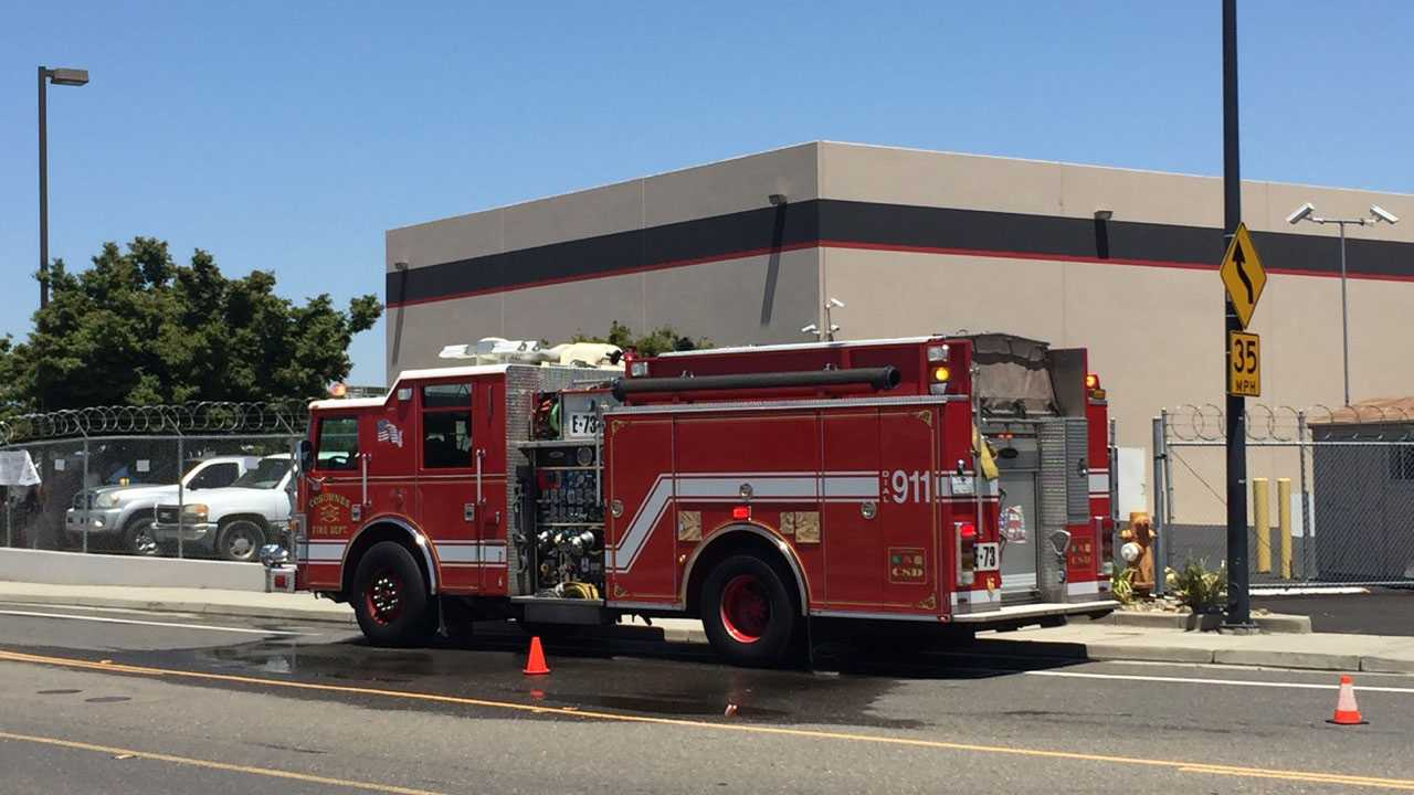 Elk Grove Warehouse Fire 6.20.17