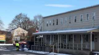 Hummelstown, Dauphin County apartment fire