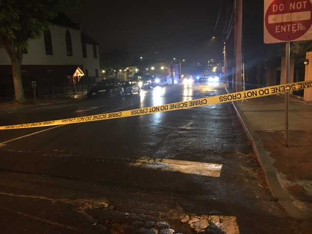 Police Search for Suspect After Late Night Shooting in Portland