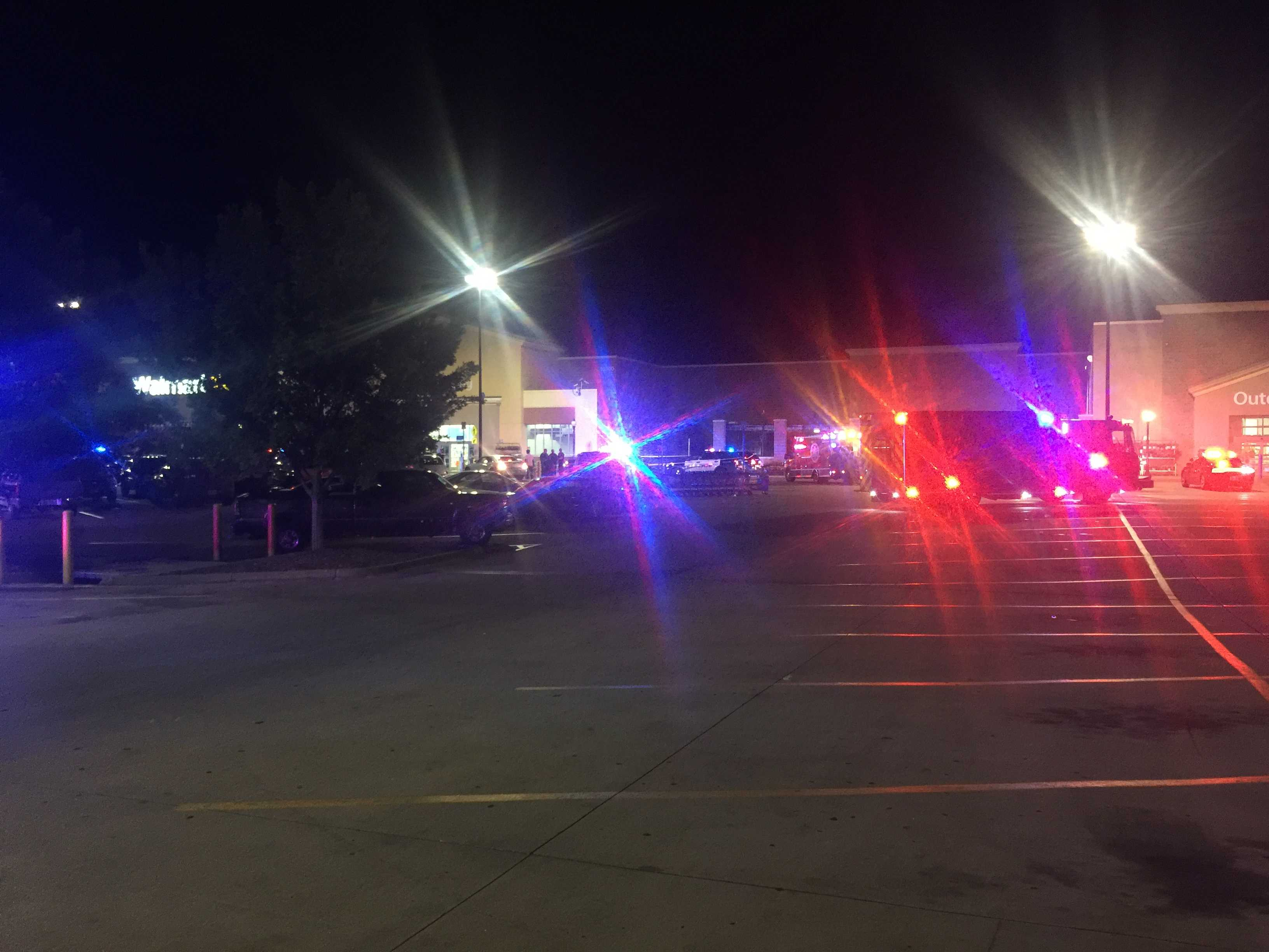 Suspect dead after officer-involved shooting at Raytown Wal-Mart