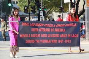 MIlwaukee Veterans Day Parade