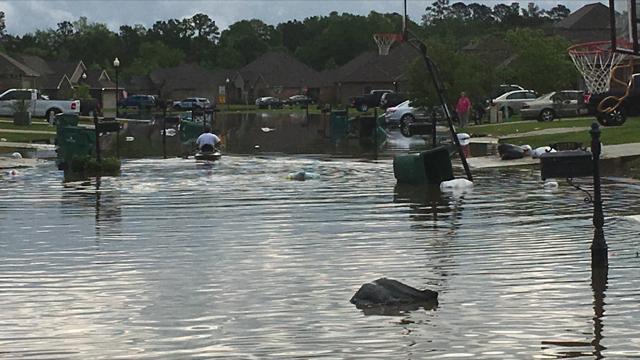 Survey to help La. residents with 2016 flood damage begins tomor