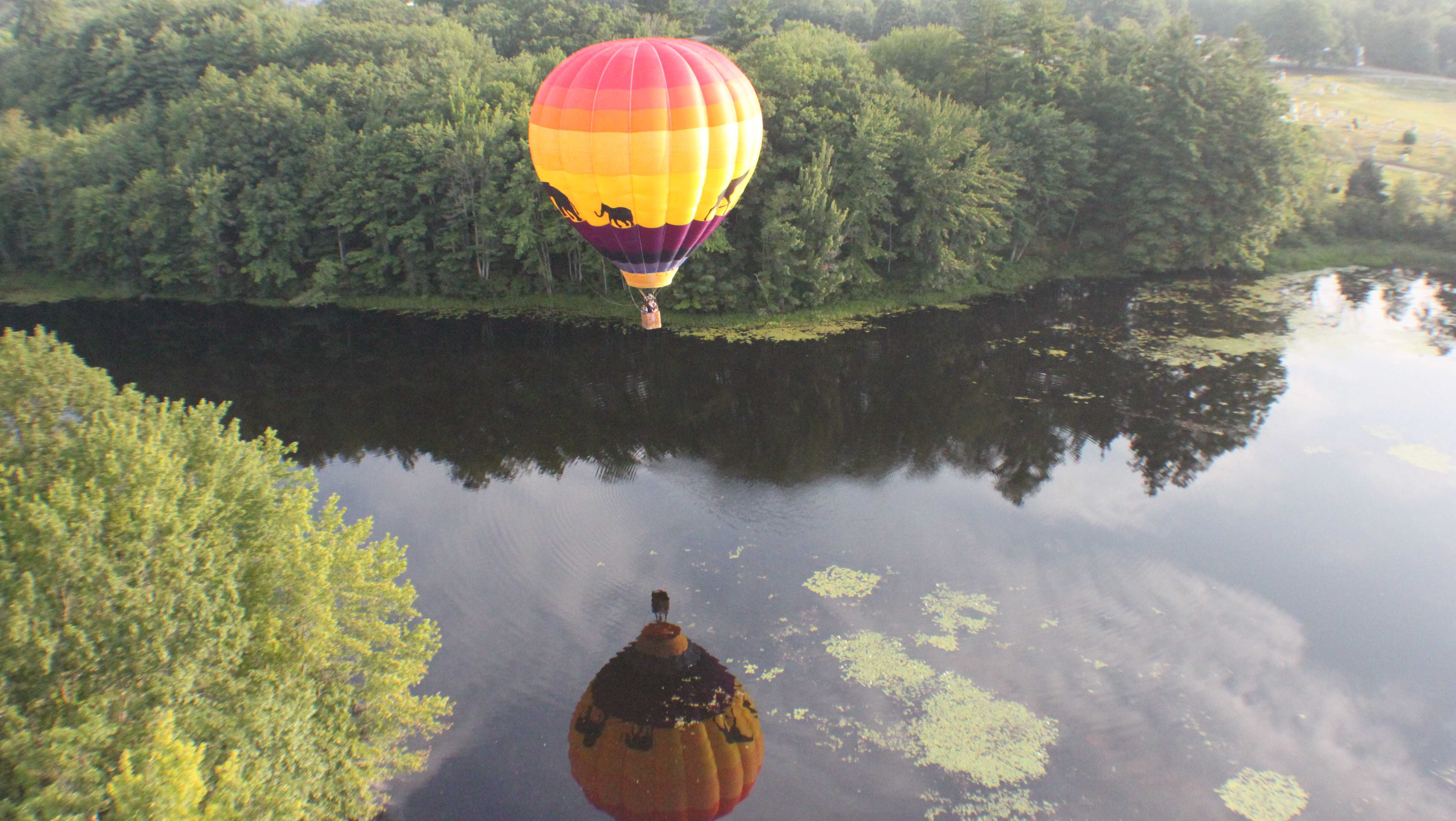36th annual Suncook Valley Rotary Hot Air Balloon Rally held in Pittsfield Aug. 4-6