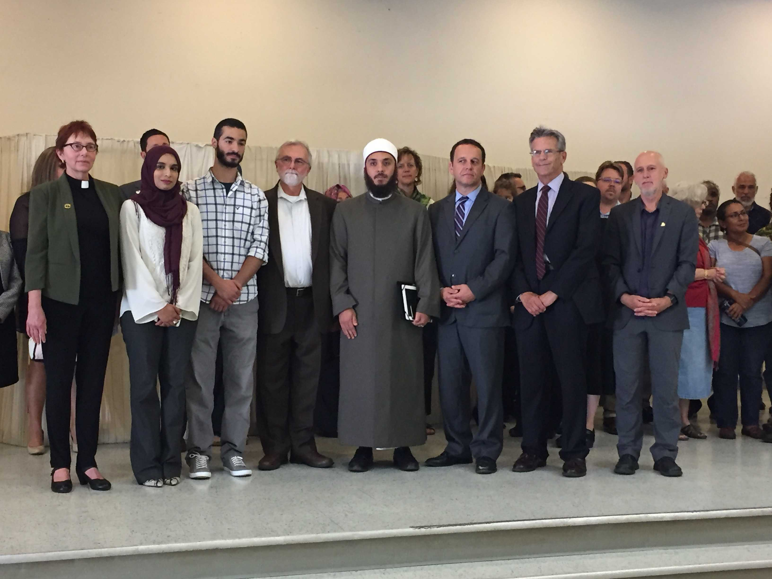 Davis Imam Addresses Controversy Surrounding Sermon