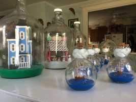 Ships in a bottle