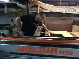 Amalgam Skis