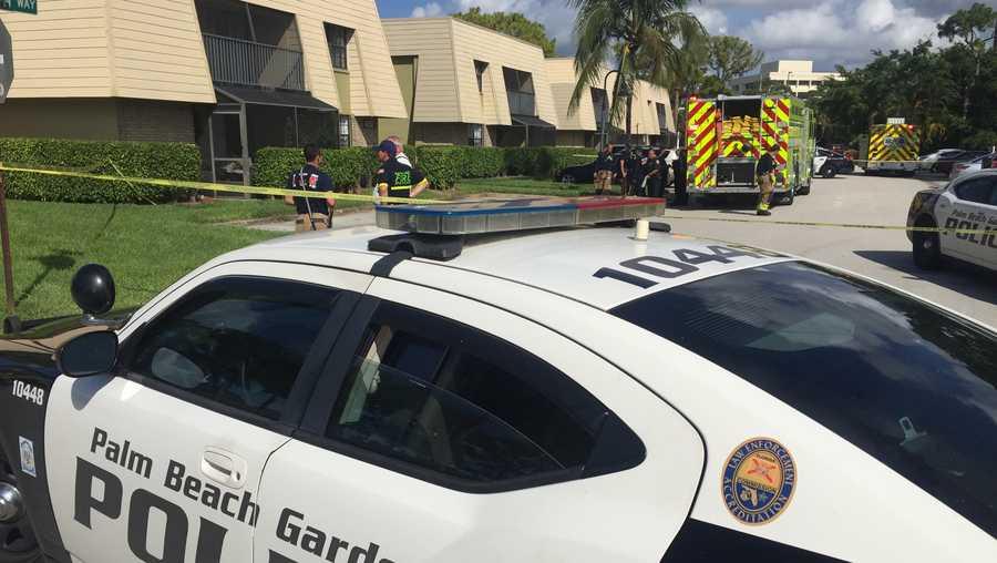 Police find body at palm beach gardens apartment fire - Palm beach gardens police department ...