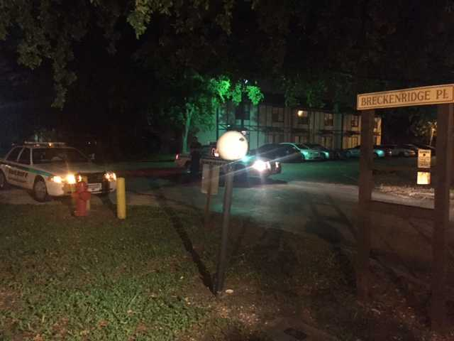 Year old shot in West Palm Beach