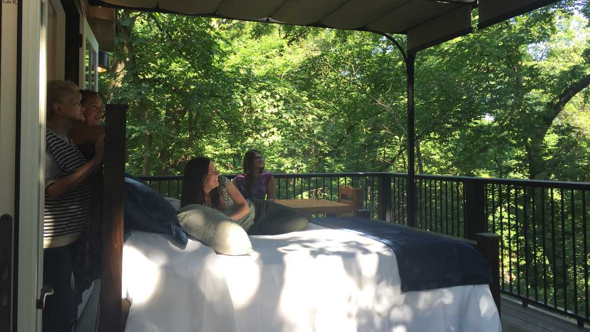Local Used Cars >> Platte River State Park unveils new 'glamping' cabins