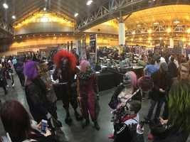 Wizard World Comic Con 2017