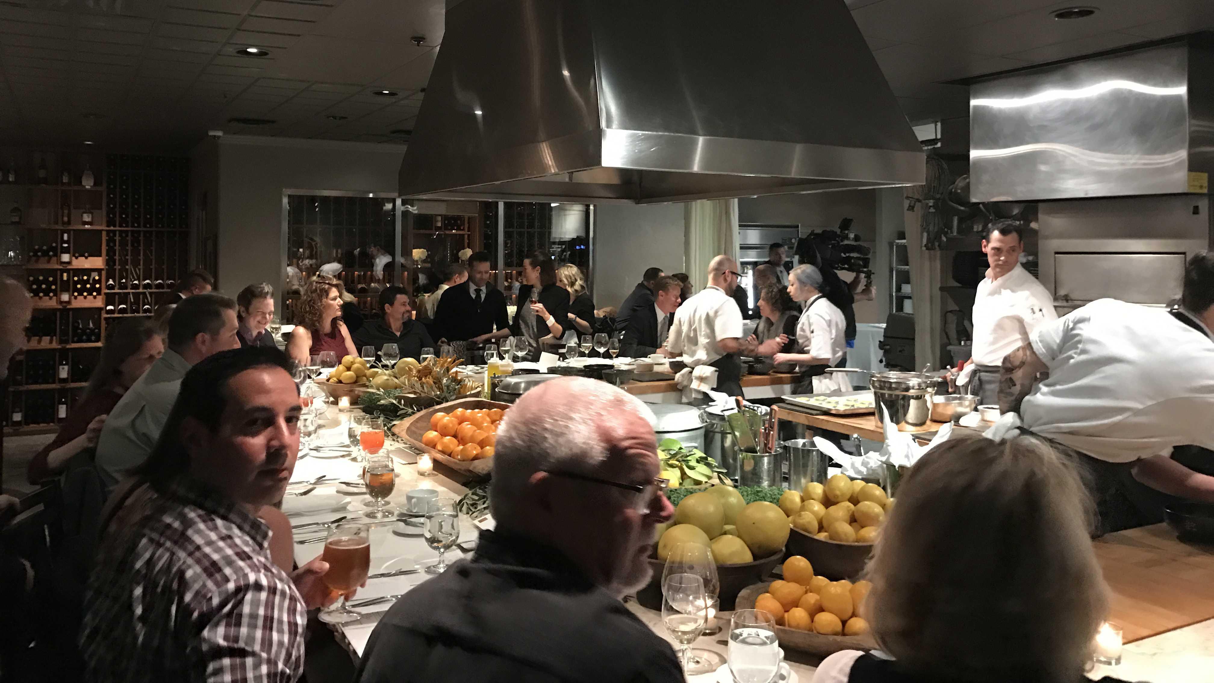 Kitchen makes AAA exclusive 2017 list