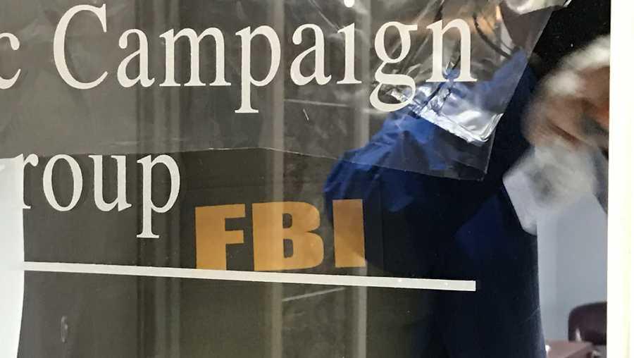 FBI raids Annapolis location