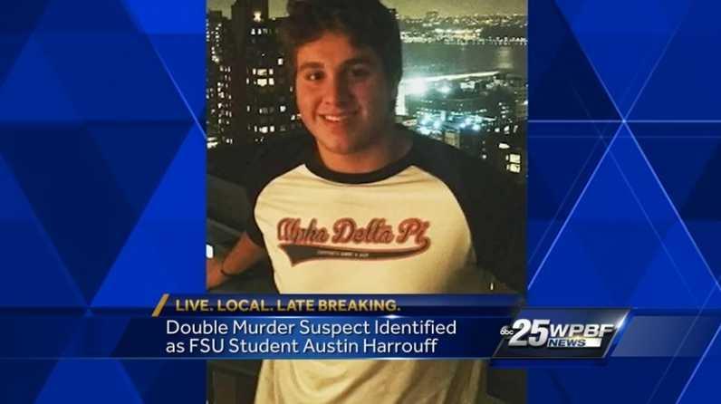 double murder suspect FSU student