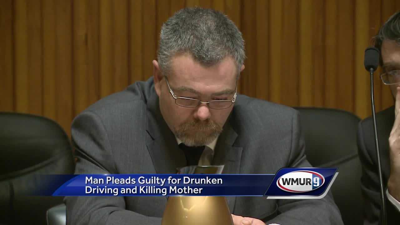 VT man pleads guilty in drunken driving crash that killed woman