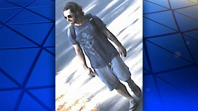 Image of man allegedly connected to Hanes Park indecent exposure case
