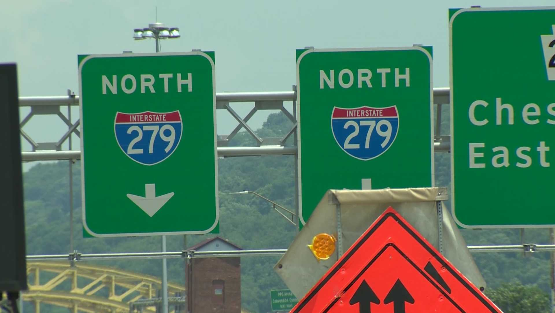 Interstate 279 - Parkway North