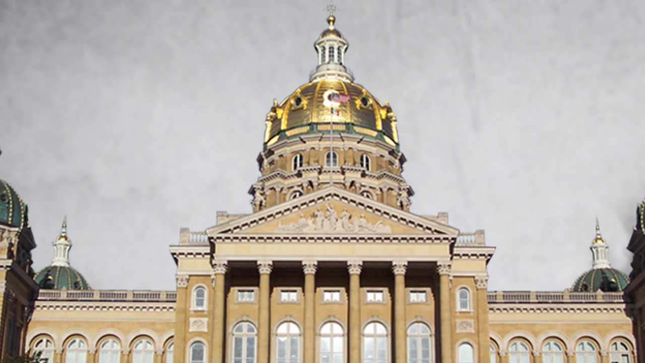 Iowa Statehouse