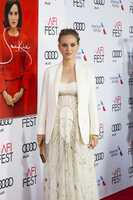 """Actress Natalie Portman arrives at the 2016 AFI Festival """"Jackie"""" Centerpiece Gala at the TCL Chinese Theatre on Monday, Nov. 14, 2016, in Los Angeles."""