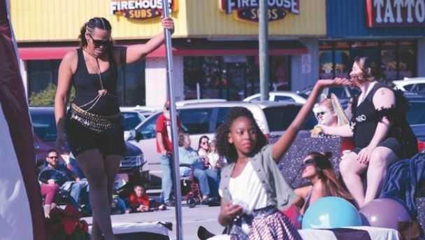 Jacksonville Christmas parade