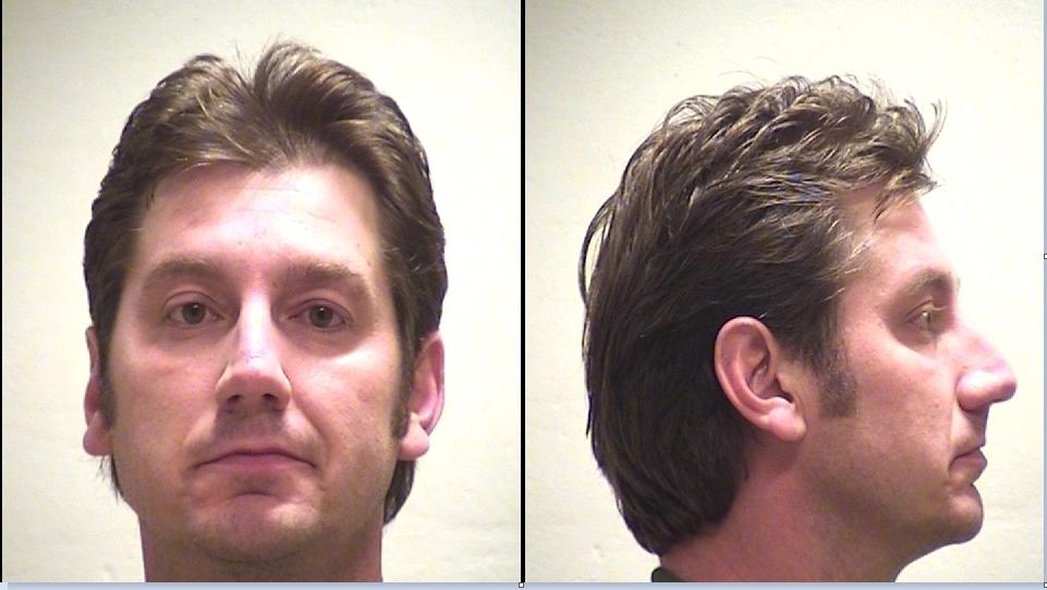 Jacob Palmer mugshot, he faces several charges including child endangerment