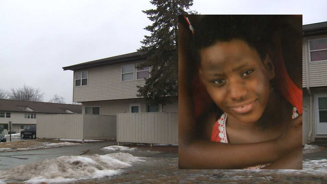 Jada Wright, 14, was beaten to death inside her home near 75th and Northridge Lakes Boulevard, police say.