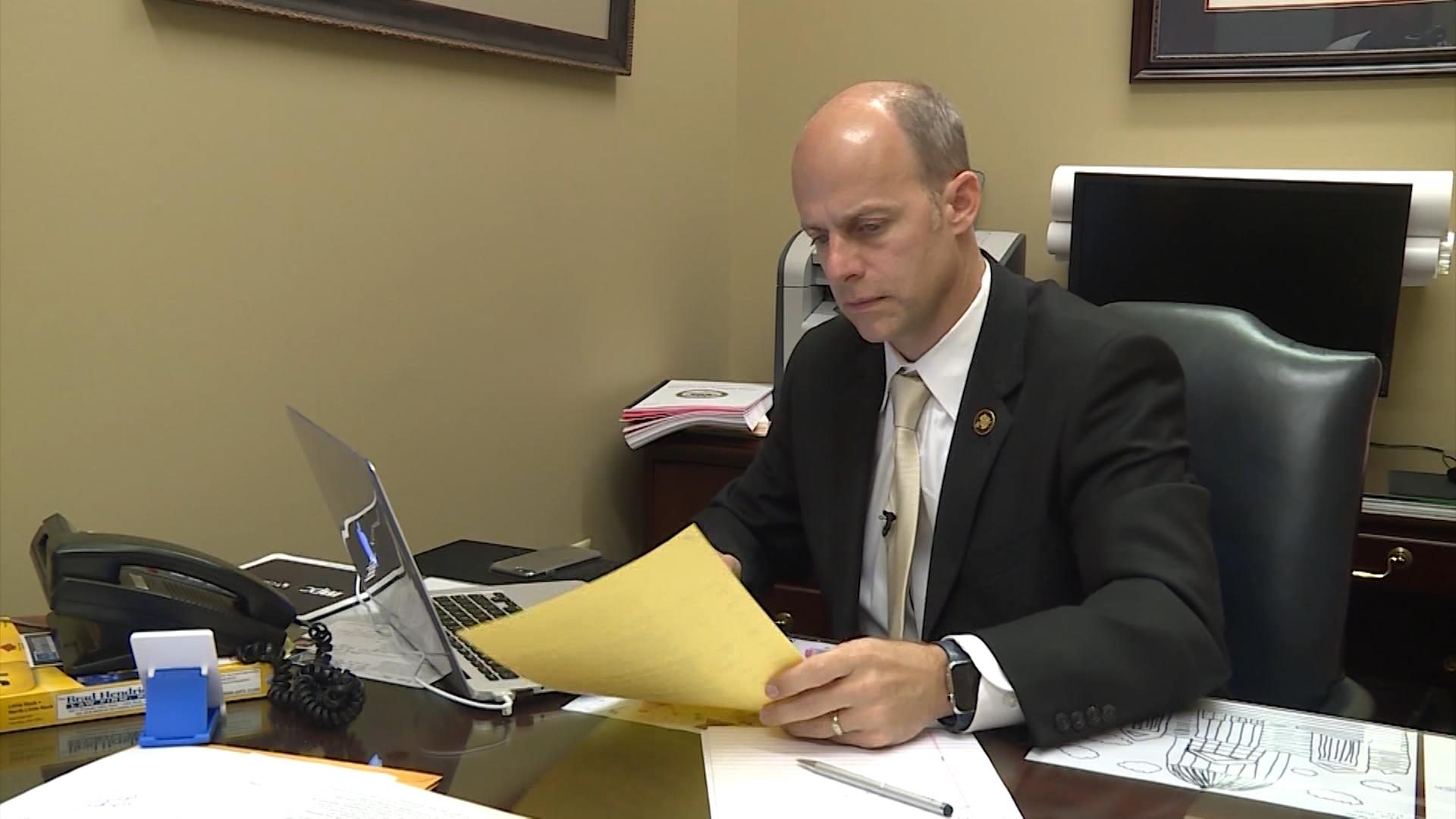 State Sen. Jake Files