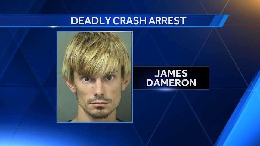 Driver arrested in crash that killed vacationing family