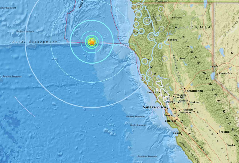 Magnitude 4.0 natural disaster strikes near Trabuco Canyon, CA