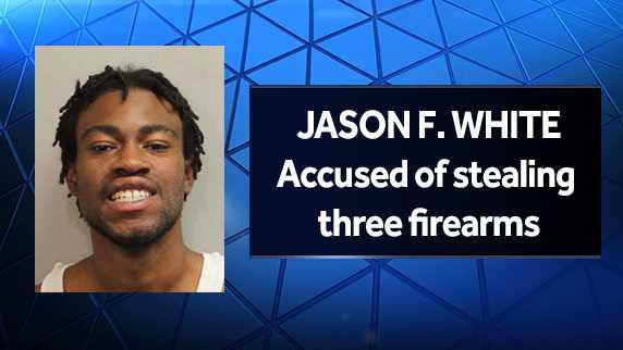 Jason F. White
