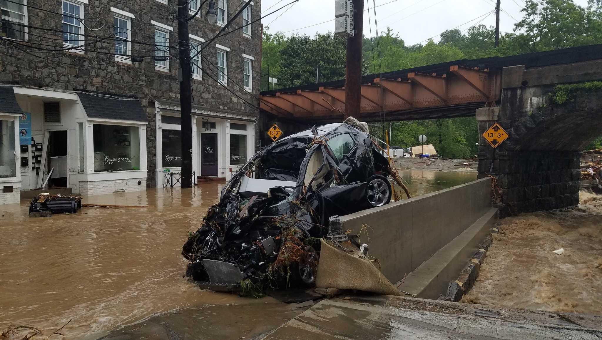 Ellicott City flooding