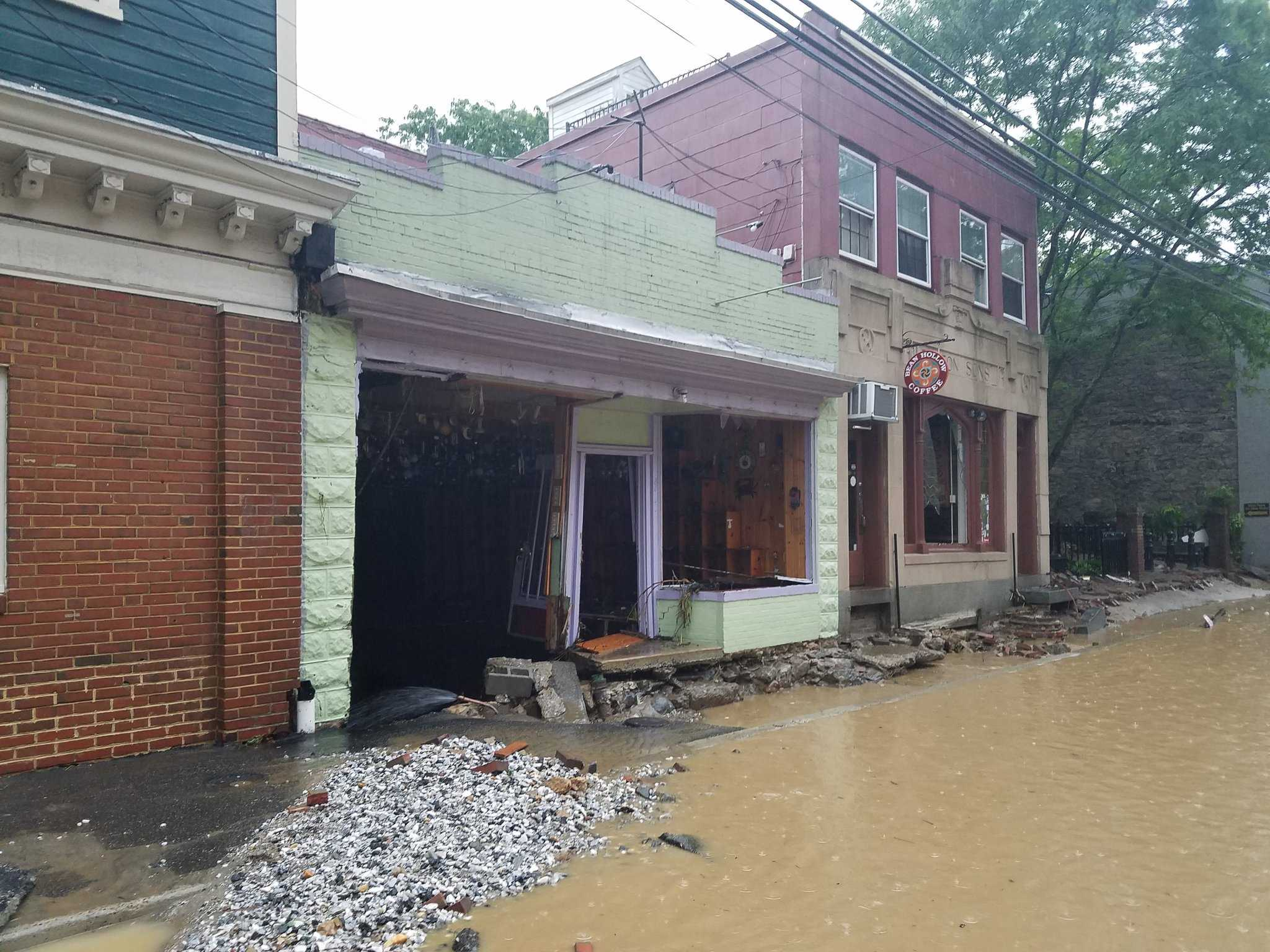 Official discuss Ellicott City flood mitigation plans with County Council