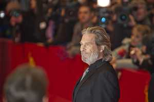 Jeff Bridges at the Berlin Film Festival in 2011.