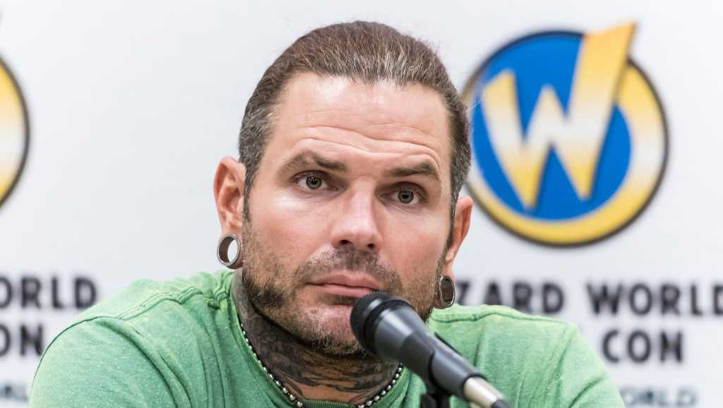Image result for WWE star Jeff Hardy charged with DWI in North Carolina
