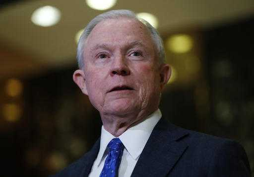 US judge halts deportation, threatens Sessions with contempt