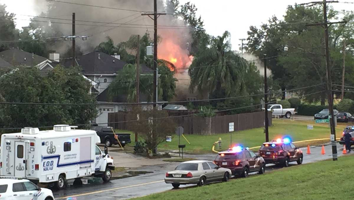 Three confirmed dead at structure that caught fire in Jefferson, Sheriff's Office says