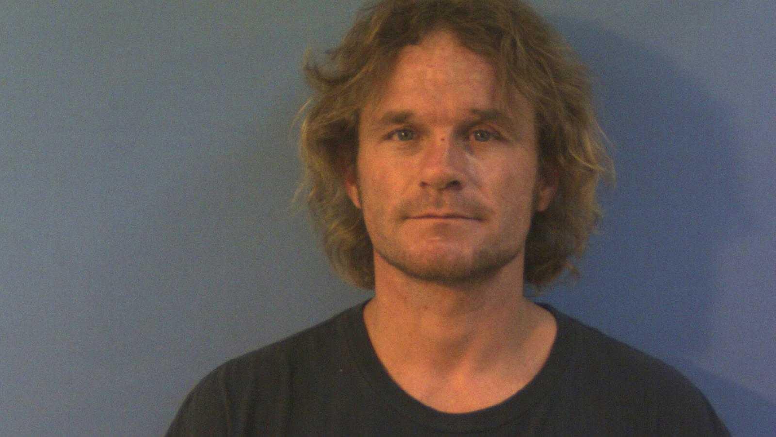 Murder suspect Jeremy Brake