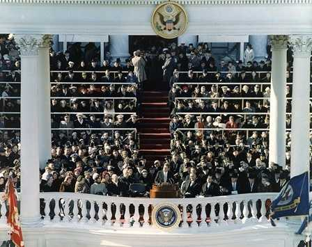 Inaugural Address of John F. Kennedy, 35th President of the United States. Washington, D.C
