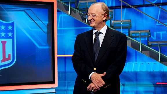 ESPN reportedly lays off Hall of Fame NFL reporter John Clayton