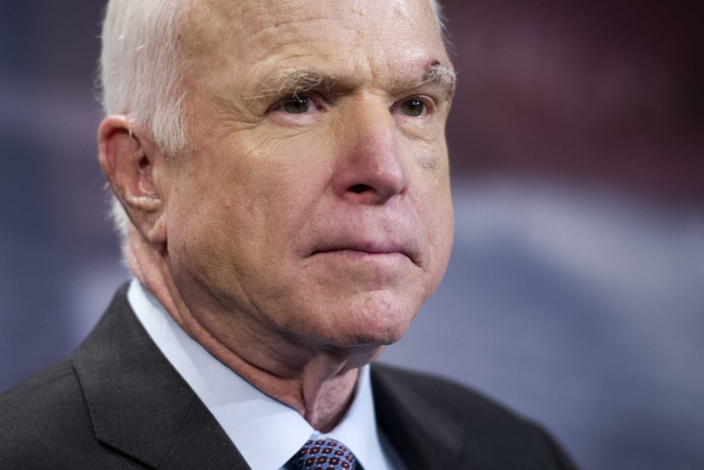 John McCain undergoes surgery for intestinal infection