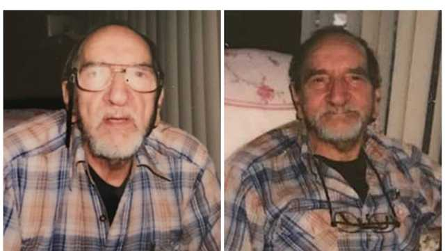 John Robert Dolan, 77, was reported missing Wednesday in Cockeysville, police said.