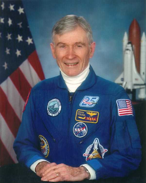 John Young, US astronaut and pioneer, dies aged 87