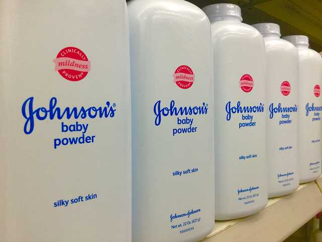 Calif. judge tosses $417M award against Johnson & Johnson
