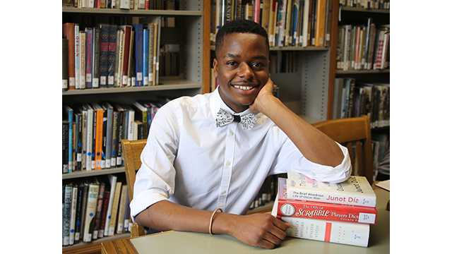 Mekhi Johnson, Gilman student accepted to all Ivy League schools