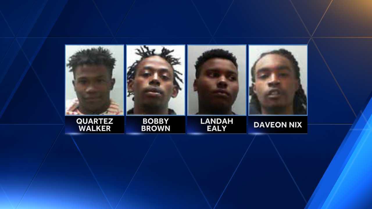 Sylacauga assault arrests