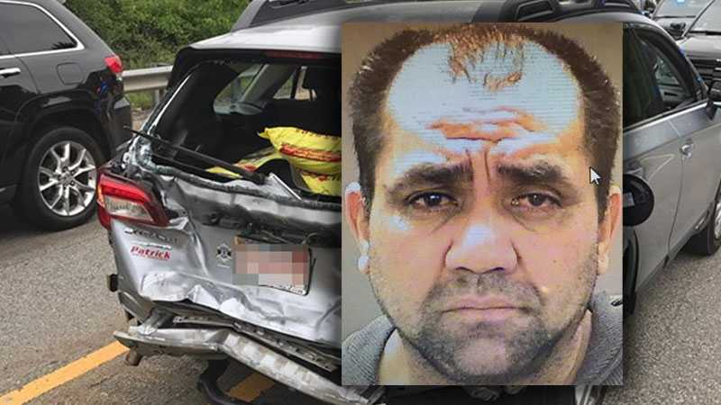 Drunk Driver Without Licensed Caused Crash That Injured 3