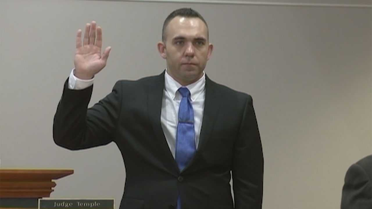 Trooper Accused of Beating Suspect Found Not Guilty of Simple Assault